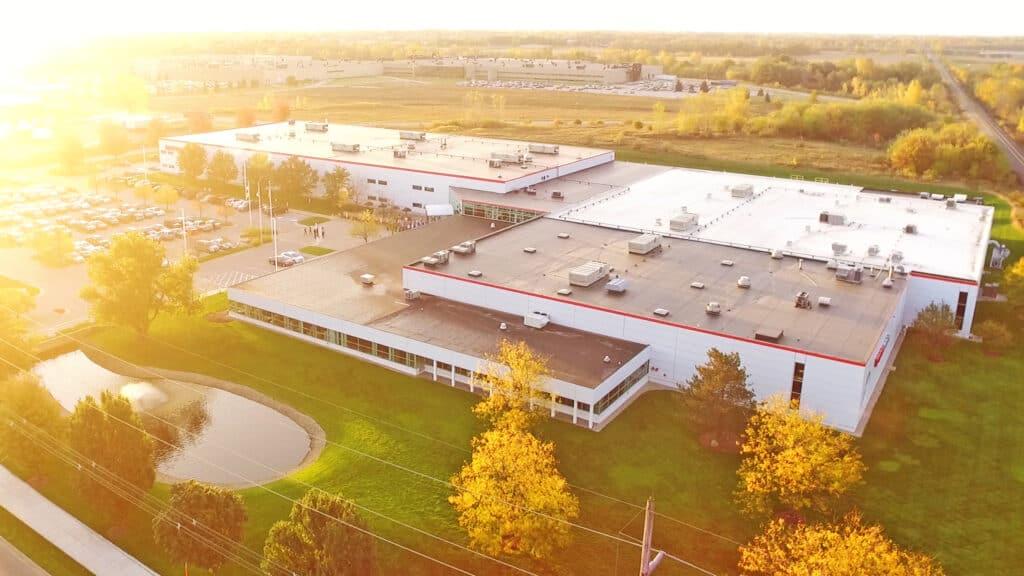 Trans-Matic Headquarters Holland, MI