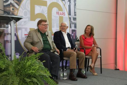 50th Anniversary panel discussion