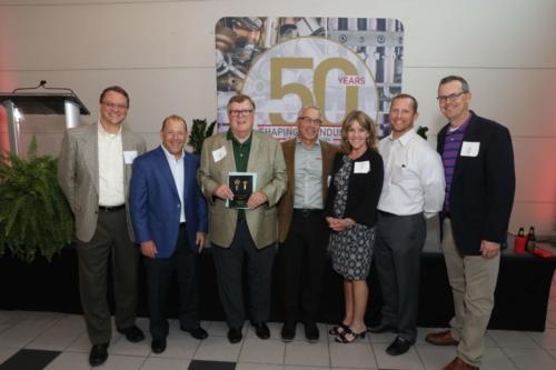 50th Anniversary Allegion Award